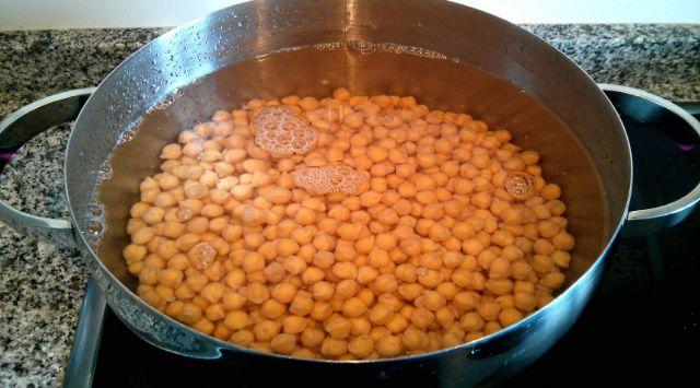 Hummus de Garbanzos