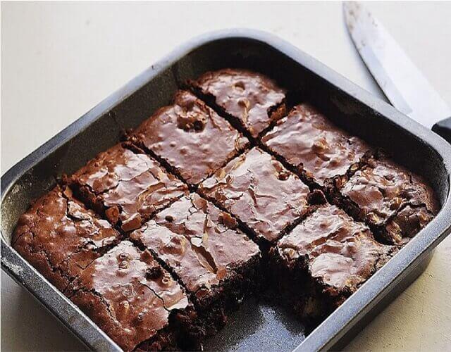 Brownie americano