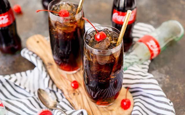 4 cócteles sin alcohol
