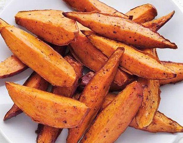 Chips de boniato