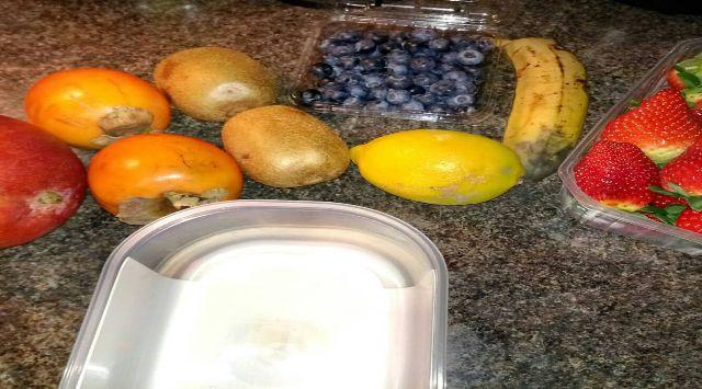 Gelatina de Frutas con Agar Agar