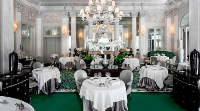Los 10 restaurantes más lujosos del mundo