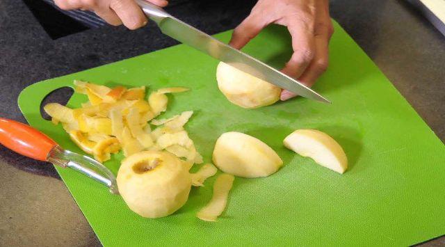 Pudin de Manzana (con horno)