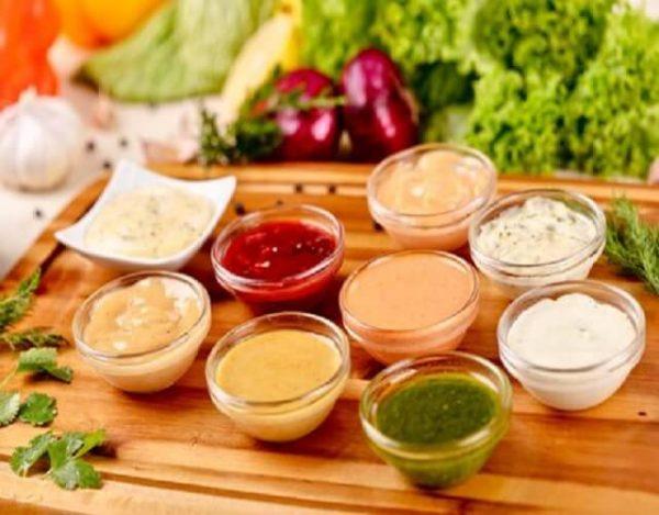 Salsas fáciles para ensaladas