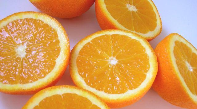 Helado de naranja en Thermomix
