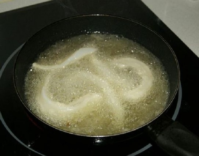 Chocos fritos a la andaluza