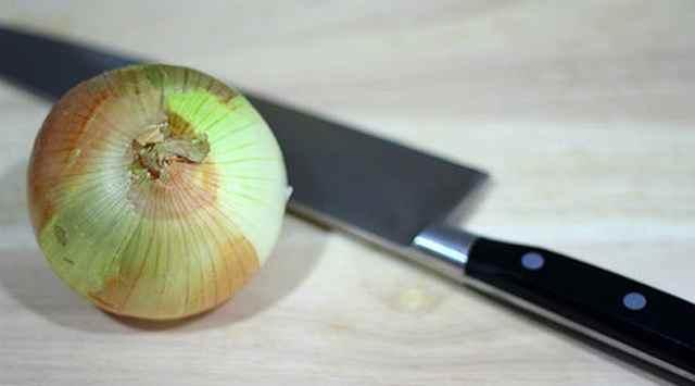 Aros de cebolla sin gluten