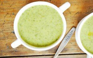 Sopa de Kale con patata
