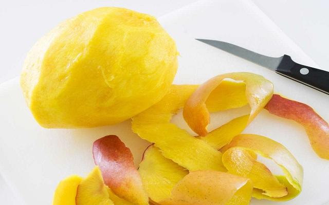 Tiramisú de mango
