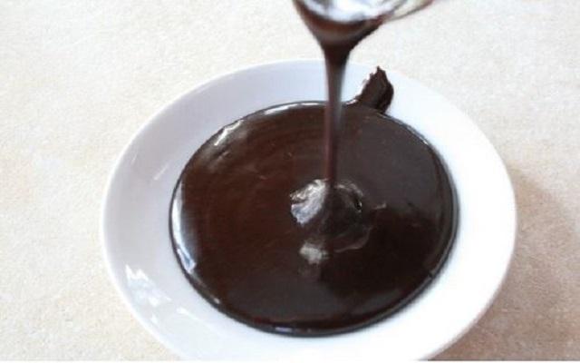 Tortitas de arroz con chocolate