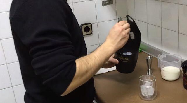 Cóctel Ruso Negro
