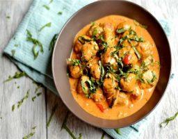 Albóndigas al Curry