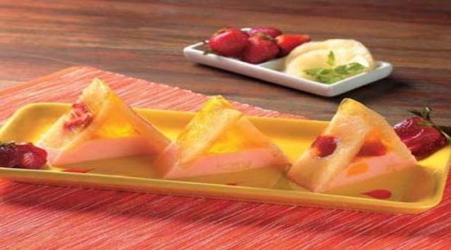 Áspic de Frutas