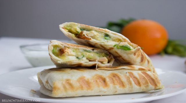 Burrito Casero