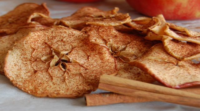 Chips de Manzana