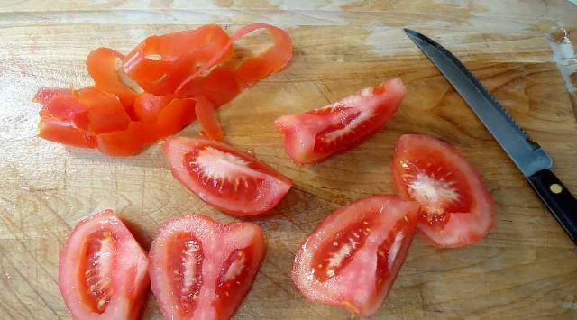 Salmorejo de zanahoria