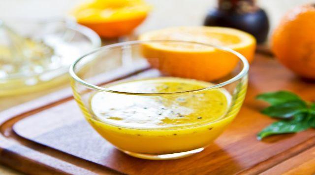 Vinagreta de Naranja