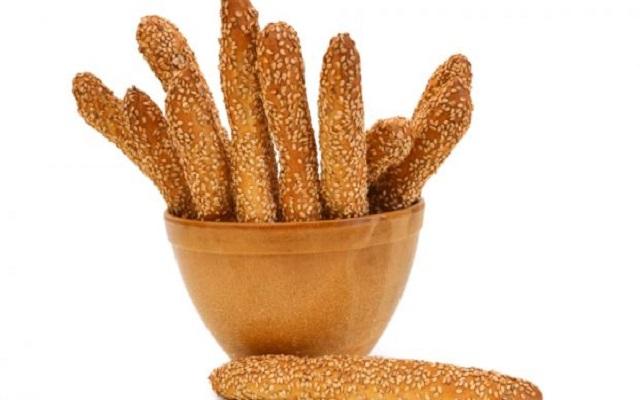 Colines o palitos de pan