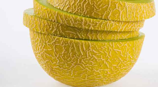 Carpaccio de melón (sin jamón)