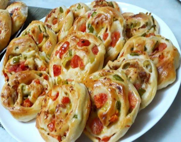 Pizza Enrollada o Stromboli