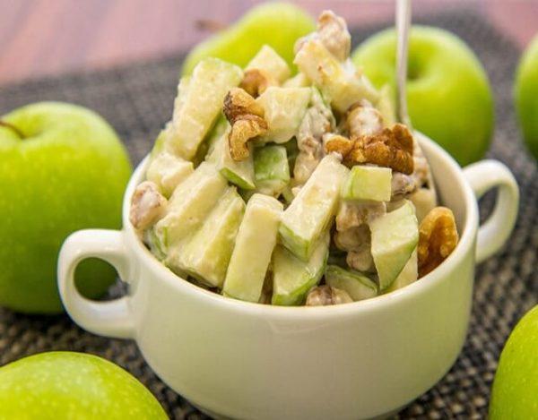 Ensalada de manzanas