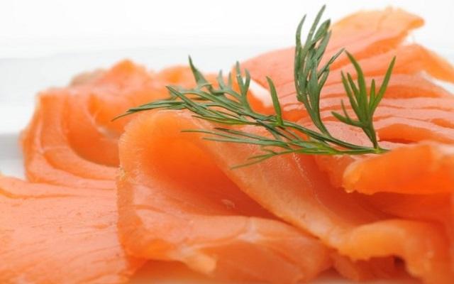 Paté de salmón casero