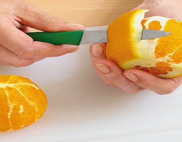 Sabayón de naranja