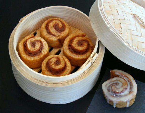 Rollitos de canela o Cinnamon rolls