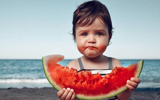 Ensalada diurética de frutas