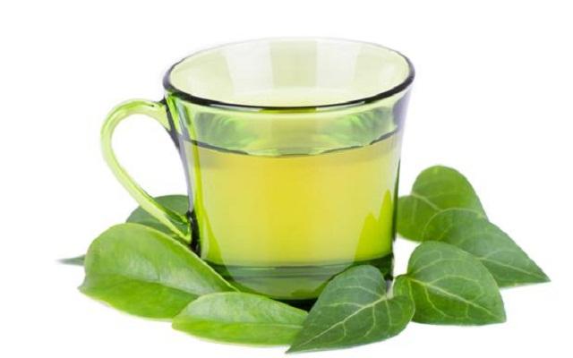 Natillas de té verde