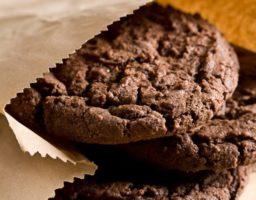Galletas de Chocolate Sin Horno