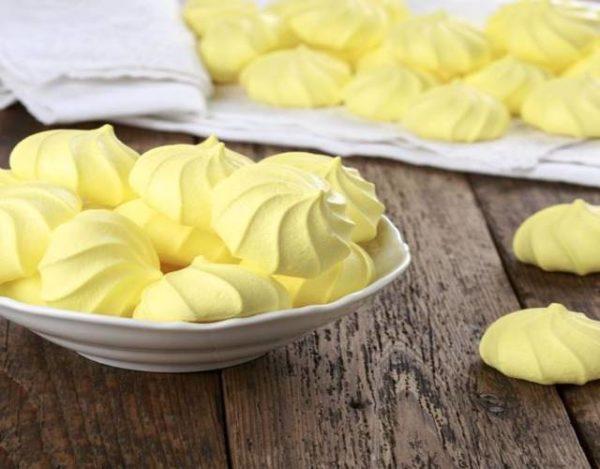 Merengues de Limón