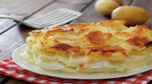 Soufflé de Patatas
