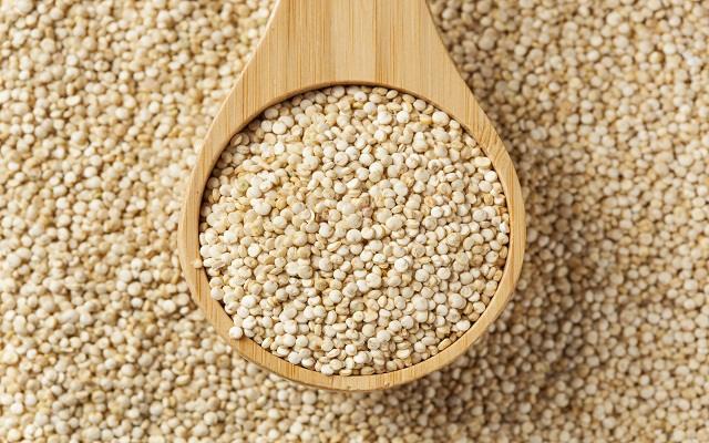 Bizcocho de quinoa