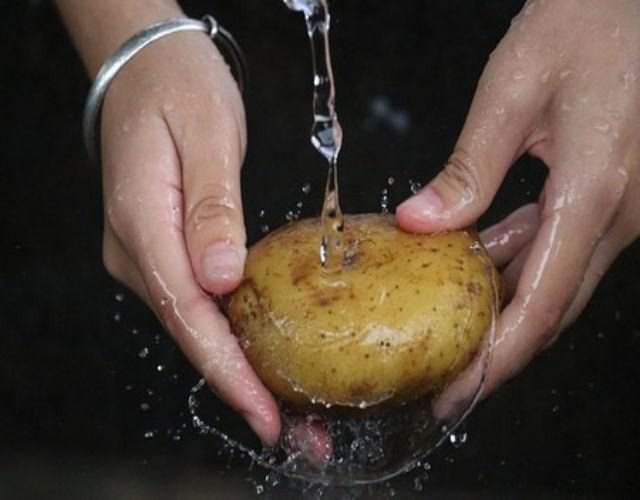 Receta de Trucha con jamón
