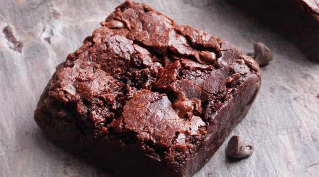Brownie de Canela