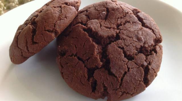 Galletas de Chocolate Negro