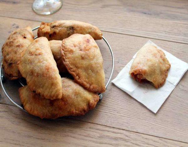 Empanadillas de Pulpo y Atún