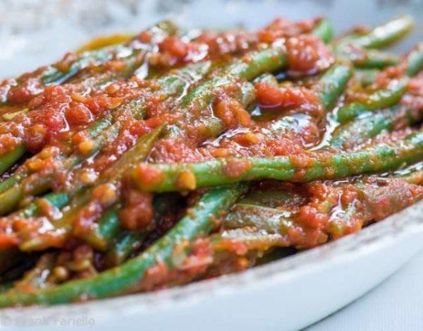 Judías Verdes con Tomate
