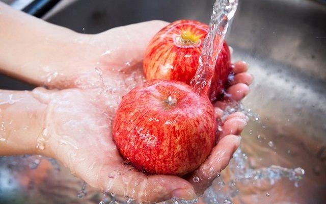Vichyssoise de manzana