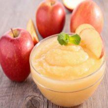 Receta de Crema de manzana