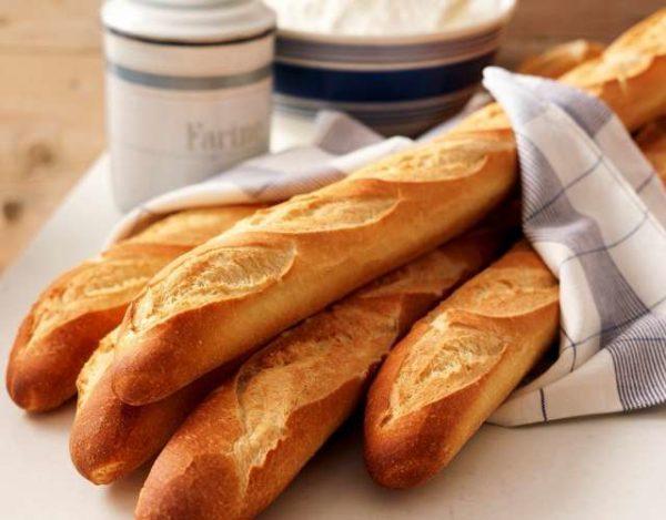 Baguettes o Pan Francés