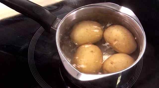 Puré de acelgas y patatas
