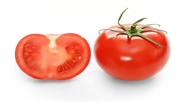 Tostada de tomate o pan tumaca