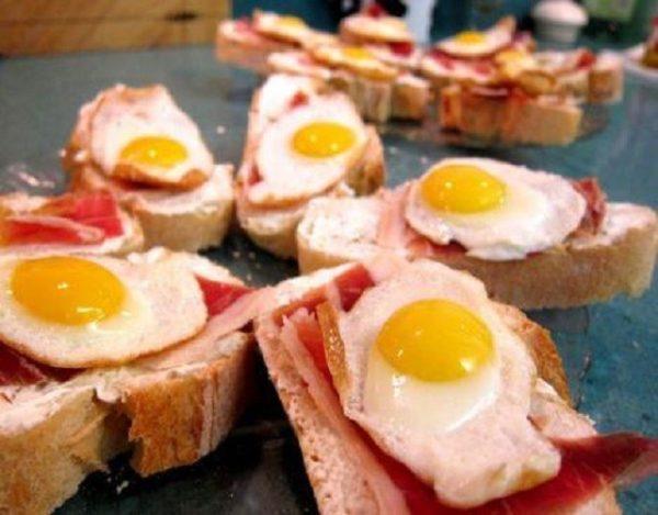Receta De Huevos De Codorniz A La Plancha