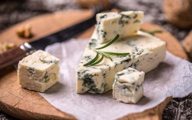 Ensalada de sandía y queso