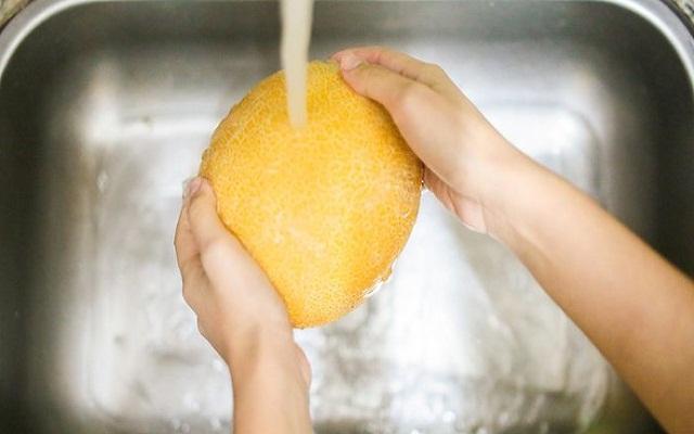 Gelatina de melón