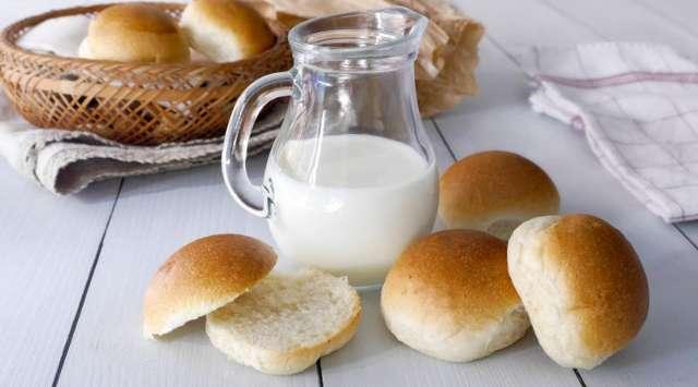 Pan de Leche Sin Gluten