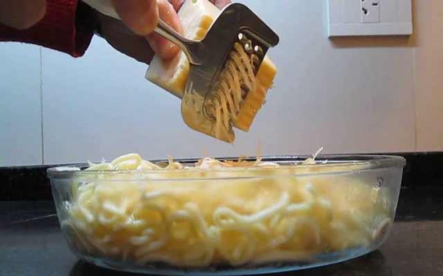 Trufas de queso