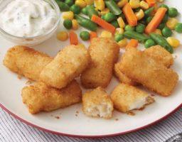 Nuggets de Bacalao